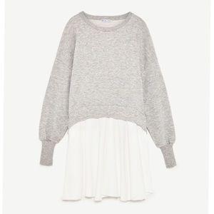 New sweatshirt dress